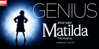 Matilda the Musical is the multi-award winning musical from the Royal Shakespeare Company, inspired by the beloved book by the incomparable Roald Dahl with book by Dennis Kelly and original songs by Tim Minchin.