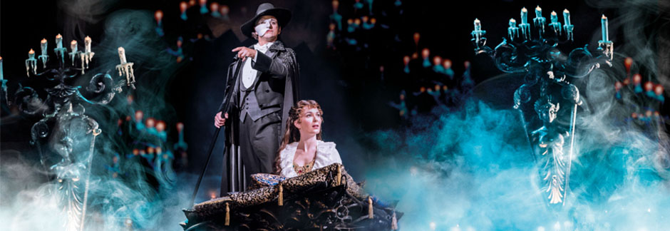 Now in its 34th glorious year, this iconic show has been seen by more than 140 million people and continues to mesmerise and entrance audiences at Her Majesty's Theatre, London and around the world.